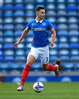 Callum Johnson of Portsmouth during Portsmouth vs Doncaster Rovers, Sky Bet EFL League 1 Football at Fratton Park on 17th October 2020
