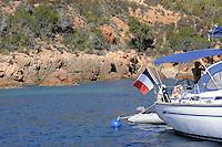 - Corsica, the Girolata Bay, UNESCO Human Heritage site<br /> <br /> - Corsica, baia di Girolata, patrimonio mondiale dell'Umanità