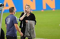 Teammanagerin Meike Seuren (Deutschland) - Stuttgart 05.09.2021: Deutschland vs. Armenien, Mercedes-Benz Arena Stuttgart