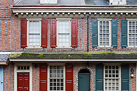 Townhouse in Society Hill,, Philadelphia, Pennsylvania, USA