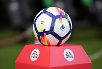 The official match ball during the Premier League match between Swansea City and Watford at The Liberty Stadium, Swansea, Wales, UK. Saturday 23 September 2017