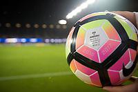San Jose, Ca - Friday March 24, 2017: Nike Ball during the USA Men's National Team defeat of Honduras 6-0 during their 2018 FIFA World Cup Qualifying Hexagonal match at Avaya Stadium.