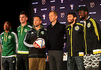 MLS Cup 2015 Press Conference, December 4, 2015