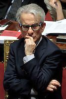 Paolo Fadda.Roma 21/05/2013 Senato. Il Premier riferisce al Senato sul consiglio UE..Italian Premier's speech at the Senate about UE..Photo Samantha Zucchi Insidefoto
