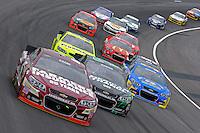 2013 STP 400 at Kansas Speedway