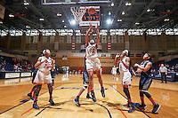 SAN ANTONIO, TX - FEBRUARY 13, 2016: The Florida International University Panthers defeat the University of Texas at San Antonio Roadrunners 59-54 at the UTSA Convocation Center. (Photo by Jeff Huehn)