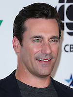 HOLLYWOOD, LOS ANGELES, CA, USA - SEPTEMBER 05: Jon Hamm arrives at the 4th Biennial Stand Up To Cancer held at Dolby Theatre on September 5, 2014 in Hollywood, Los Angeles, California, United States. (Photo by Xavier Collin/Celebrity Monitor)