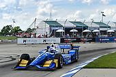 Verizon IndyCar Series<br /> Chevrolet Detroit Grand Prix Race 2<br /> Raceway at Belle Isle Park, Detroit, MI USA<br /> Sunday 4 June 2017<br /> Scott Dixon, Chip Ganassi Racing Teams Honda<br /> World Copyright: Scott R LePage<br /> LAT Images<br /> ref: Digital Image lepage-170604-DGP-11414