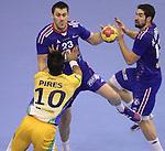 2013.01.15 Handball WC France v Brasil