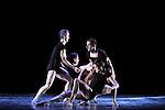 WHITE DARKNESS....Choregraphie : DUATO Nacho..Compositeur : JENKINS Karl..Compagnie : Ballet de l Opera National de Paris..Decor : CHALABI Jaffar..Lumiere : CABOORT Joop..Costumes : FRIAS Lourdes..Avec :..BULLION Stephane..PHAVORIN Stephane..DUQUENNE Christophe..VALASTRO Simon..CHAILLET Vincent..Lieu : Opera Garnier..Ville : Paris..Le : 28 04 2009..© Laurent PAILLIER / photosdedanse.com