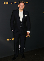LOS ANGELES, CA, USA - NOVEMBER 10: Allen Leech arrives at the Los Angeles Screening Of The Weinstein Company's 'The Imitation Game' held at the Directors Guild of America Theatre on November 10, 2014 in Los Angeles, California, United States. (Photo by Celebrity Monitor)
