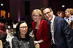 Vancouver, B.C. - November 15th, 2019 - Tricia Smith, Carla Qualtrough, and Marc-Andre Fabien at the 2019 Canadian Paralympic Hall of Fame Induction Ceremony. Photo: Lydia Nagai/Canadian Paralympic Committee