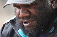 Pitjantjatjara Man in the Red Centre, Australia