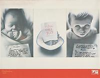Nash schet. 707; Our account. 707; 1988<br /> Perestroika Era Poster series, circa 1980-1989