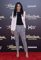 Rachel Roy @ the premiere of 'The Jungle Book' held @ El Capitan theatre.<br /> April 4, 2016