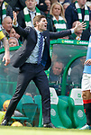 31.03.2019 Celtic v Rangers: Steven Gerrard