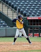 Jesus Parra - 2021 Arizona League Brewers (Bill Mitchell)