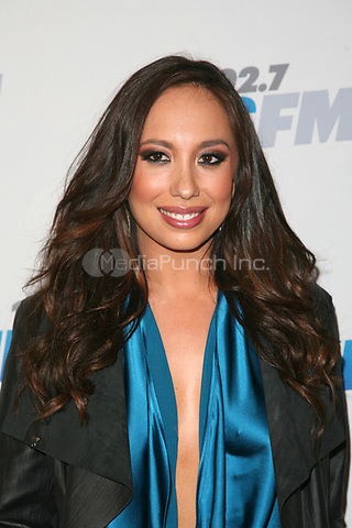 LOS ANGELES, CA - DECEMBER 01: Cheryl Burke at KIIS FM's 2012 Jingle Ball at Nokia Theatre L.A. Live on December 1, 2012 in Los Angeles, California. Credit: mpi21/MediaPunch Inc.
