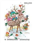 GIORDANO, CHRISTMAS ANIMALS, WEIHNACHTEN TIERE, NAVIDAD ANIMALES, paintings+++++,USGI2044,#XA#