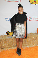 UNIVERSAL CITY, CA - OCTOBER 21:  Amandla Stenberg at the Camp Ronald McDonald for Good Times 20th Annual Halloween Carnival at the Universal Studios Backlot on October 21, 2012 in Universal City, California. © mpi28/MediaPunch Inc. /NortePhoto