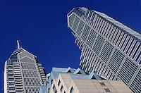 Amérique/Amérique du Nord/USA/Etats-Unis/Vallée du Delaware/Pennsylvanie/Philadelphie : Gratte ciel de One Liberty Place et Skyline