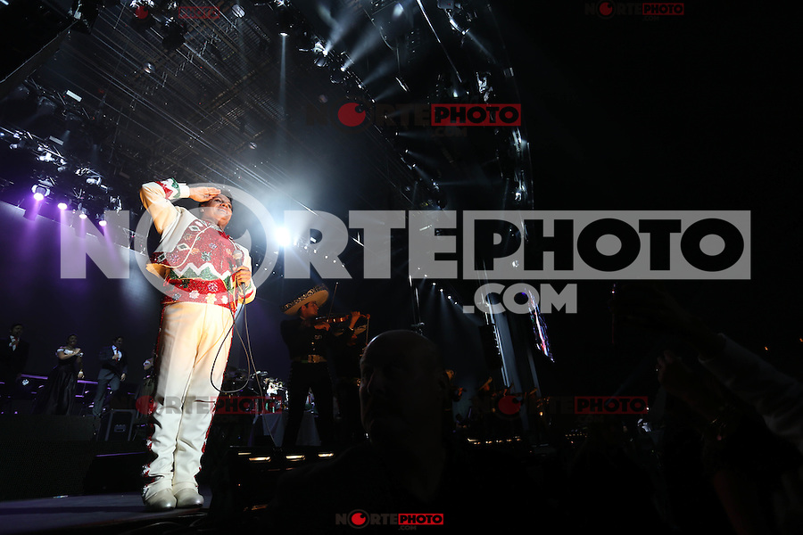 The Mexican singer Juan Gabriel, during his concert on the night of independence scream of Mexico held at The Axis Powered by Monster at Planet Hollywood, Las Vegas Nevada. September 15, 2014<br /> (Photo: LuisGutierrez / NortePhoto.com)<br /> <br /> El cantante mexicano Juan Gabriel , durante su concierto  en la noche de grito de independencia de Mexico llevado a cabo en el  The Axis Powered by Monster at Planet Hollywood, Las Vegas Nevada. 15 septiembre 2014 <br /> (Photo: LuisGutierrez/NortePhoto.com)<br /> , during his concert on the night of independence scream of Mexico held at The Axis Powered by Monster at Planet Hollywood, Las Vegas Nevada. September 15, 2014<br /> (Photo: LuisGutierrez / NortePhoto.com)<br /> <br /> El cantante mexicano Juan Gabriel , durante su concierto  en la noche de grito de independencia de Mexico llevado a cabo en el  The Axis Powered by Monster at Planet Hollywood, Las Vegas Nevada. 15 septiembre 2014 <br /> (Photo: LuisGutierrez/NortePhoto.com)