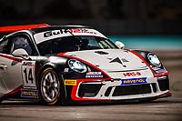 #14 MRS GT RACING (DEU) PORSCHE 991 CUP GLENN VAN PARJIS (BEL) ARIEL PACHO (ARG) GT CUP 2