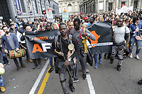 "Milano, 02 marzo 2019, grande manifestazione popolare ""People - prima le persone"", più di 200mila in piazza, 1200 associazioni ed organizzazioni no-profit contro fascismo, razzismo ed ogni forma di discriminazione<br />