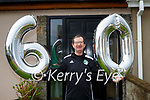 Packie O'Callaghan Killarney who celebrated his 50th birthday on Saturday