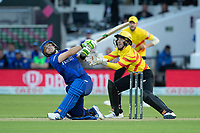 Josh Inglis, London Spirit skies and is caught during London Spirit Men vs Trent Rockets Men, The Hundred Cricket at Lord's Cricket Ground on 29th July 2021