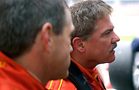 Bobby and Terry Labonte