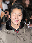 Justin Chon attends The Los Angeles premiere of Summit Entertainment's THE TWILIGHT SAGA: BREAKING DAWN PART 1 HELD AT Nokia Theatre at L.A. Live in Los Angeles, California on November 14,2011                                                                               © 2011 DVS / Hollywood Press Agency