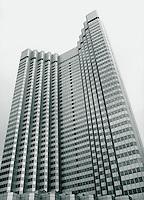 Hochkaus in Tokyo, Japan