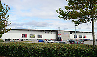 A general view of Keepmoat Stadium, home of Doncaster Rovers<br /> <br /> Photographer Andrew Vaughan/CameraSport<br /> <br /> EFL Leasing.com Trophy - Northern Section - Group H - Doncaster Rovers v Lincoln City - Tuesday 3rd September 2019 - Keepmoat Stadium - Doncaster<br />  <br /> World Copyright © 2018 CameraSport. All rights reserved. 43 Linden Ave. Countesthorpe. Leicester. England. LE8 5PG - Tel: +44 (0) 116 277 4147 - admin@camerasport.com - www.camerasport.com