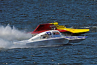 """Dan Walls, GNH-68 and Kevin Lacey, GNH-52 """"Wanna Bee"""" (Grand National Hydroplane(s)"""