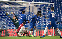 Chelsea U18 v Arsenal U18 - FA Youth Cup Final 1st leg - 27.04.2018