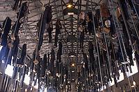 Europe/France/Rhône-Alpes/42/Loire/Saint-Etienne : Musée de la mine - Salle des pendus