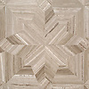 Dominic, a hand-cut stone mosaic, shown in honed Whitewood, is part of the Semplice™ collection for New Ravenna.