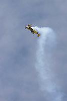 Acrobacia Aérea: Sergio Plá (Velox)  Aviación acrobática. Acrobatic aviation. V FESTIVAL AEREO CIUDAD DE VALENCIA, 19/10/2008 - Playa de la Malvarrosa / Malvarrosa beach, Valencia, España / Spain