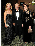 """From left: Pat Breen, Ed Bechnel and Jennie Kilroy at """"Modern"""" the  Museum of Fine Arts Houston's Grand Gala Ball  Friday Oct. 12,2012.(Dave Rossman photo)"""