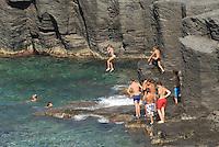- island of Pantelleria,  the coast near the Sea Ox bay<br /> <br /> - isola di Pantelleria, la costa nei pressi della cala del Bue Marino