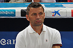 Djukic Valencia's trainer - LFP-BBVA game 2 RCD Espanyol vs Valencia CF