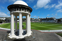 during day one of the Plunket Shield match between the Wellington Firebirds and Auckland Aces at the Basin Reserve in Wellington, New Zealand on Saturday, 14 November 2020. Photo: Dave Lintott / lintottphoto.co.nz