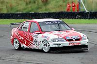 1998 British Touring Car Championship. #99 Fiavio Figueiredo (BRA). Vauxhall Sport. Vauxhall Vectra 16v.