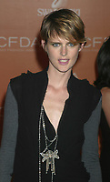 **FILE PHOTO** Stella Tennant Has Passed Away at 50.<br /> <br /> Stella Tennant attends the 2003 CFDA Fashion Awards at The New York Public Library in New York City on June 2, 2003.  <br /> CAP/MPI/HM<br /> ©HM/MPI/Capital Pictures