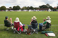 General view of play - Upminster CC vs Essex CCC - Benefit Match in aid of the Graham Gooch Essex Cricket Academy - 12/09/10 - MANDATORY CREDIT: Gavin Ellis/TGSPHOTO - SELF-BILLING APPLIES WHERE APPROPRIATE. NO UNPAID USE. TEL: 0845 094 6026