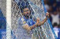 Belo Horizonte (MG), 16/10/2019 - Cruzeiro-São Paulo - Fred durantre Partida entre Cruzeiro e São Paulo, válida pela 26a rodada do Campeonato Brasileiro no Estadio Mineirão nesta quarta feira (16) em Belo Horizonte