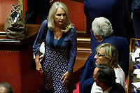 Julia Unterberger <br /> Rome September 10th 2019. Senate. Discussion and Trust vote at the new Government. <br /> Foto  Samantha Zucchi Insidefoto