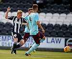 Connor O'Keefe goes close for St Mirren