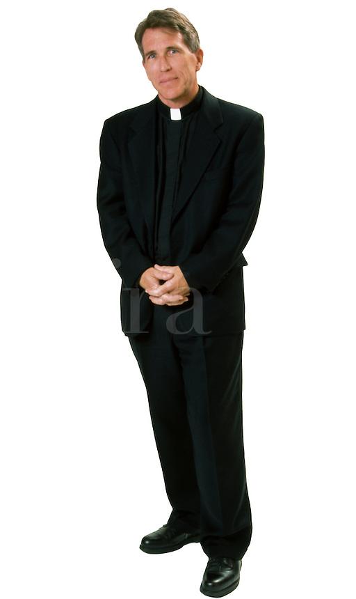 Catholic priest.
